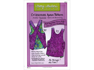 MP12 MARY MULARI CRISSCROSS APRON PTRN
