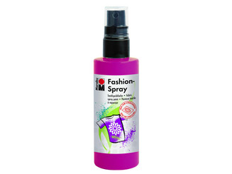 17199050005 MARABU FASHION SPRAY PAINT 3 4OZ RASPBERRY