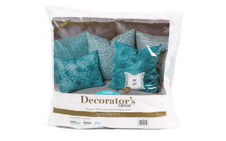 DCP24 FAIRFIELD PILLOW FORM DECORATOR S CHOICE 24 SQ