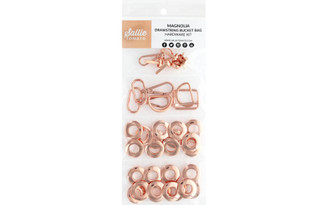 LST114DC SALLIE TOMATO MAGNOLIA DRAWSTRING KIT COPPER