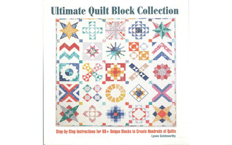 9781620082805 COMPANION HOUSE ULTIMATE QUILT BLOCK COLLECTION BK