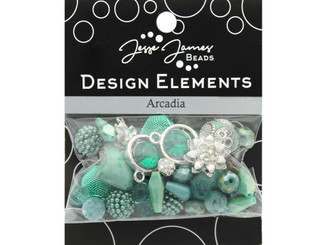 10180 JESSE JAMES BEADS DESIGN ELEMENTS ARCADIA