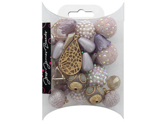 10163 JESSE JAMES BEADS DESIGN INSPIRATIONS ALMOST MAUVE