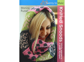 9781782213222 SEARCH PRESS TWENTY TO MAKE KNITTED SNOODS BK