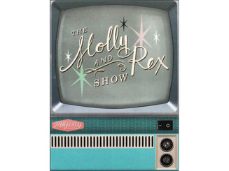 MOLLY  REX 34223 MOLLY REX YESTERYEAR POCKET NOTE PAD TV
