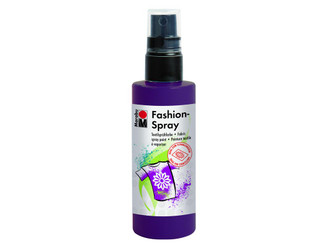 17199050039 MARABU FASHION SPRAY PAINT 3 4OZ AUBERGINE