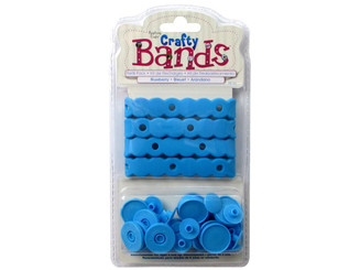 20-62 EPIPHANY CRAFTY BANDS REFILL BLUEBERRY