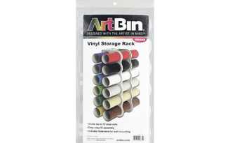 6864AS ARTBIN VINYL STORAGE RACK