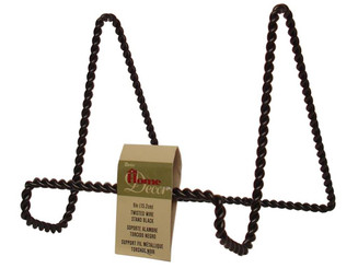 5202-67 DARICE BLACK TWISTED WIRE STAND 6