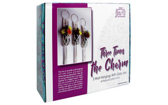 PDS09 PEPPERELL DESIGNER KIT THREE TIMES THE CHARM