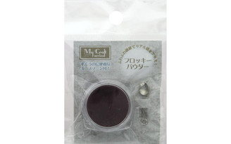 RS-147 RESINATE FLOCKY POWDER 5GM WINE RED