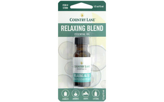 57890 COUNTRY LANE ESS OIL 5OZ RELAXING BLEND