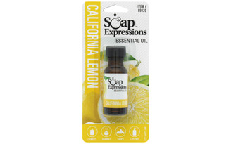 90920 SOAP EXPRESSIONS ESSENTIAL OIL 5OZ CALIFORN LEMON