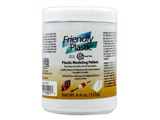 70001B FRIENDLY PLASTIC MODELING PELLETS 4 4OZ JAR