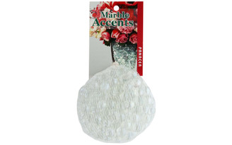 70601 PANACEA DECORATIVE GLASS MARBLES MINI 12OZ CLEAR