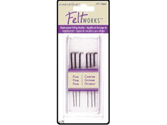 72-73664 DIMENSIONS NEEDLE FELTING REPLACEMENT NEEDLE 6PC