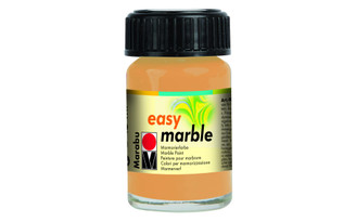 13059039084 MARABU EASY MARBLE PAINT 5OZ GOLD