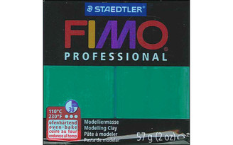 8005-500LU FIMO PROFESSIONAL CLAY 57GM GREEN