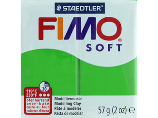 8020-53 07 FIMO SOFT CLAY 57GM TROPICAL GREEN