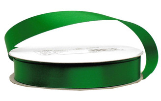 1012 3 580 OFFRAY RIBBON SINGLEFACE SATIN 5 8 EMERALD