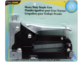 9052 DRITZ HOME HEAVY DUTY STAPLE GUN