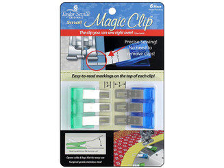 01603 TAYLOR SEVILLE MAGIC CLIP SMALL 6PC