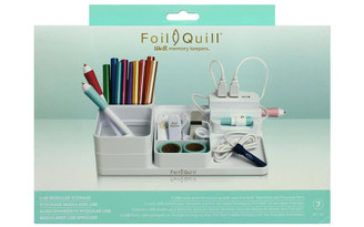 661178 WE R MEMORY FOIL QUILL USB MODULAR STORAGE