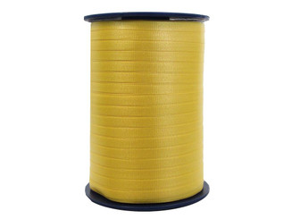 253 5-605 MOREX CURLING RIBBON CRIMPED 3 16 X500YD YELLOW