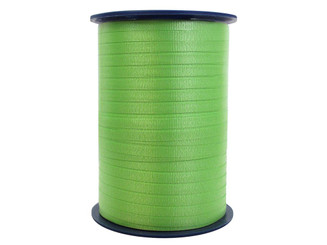 253 5-630 MOREX CURLING RIBBON CRIMPED 3 16 X500YDCITRS LIME