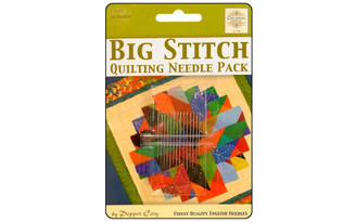CN-PC-2 COLONIAL NDL BIG STITCH QUILTING NEEDLE PACK 14PC