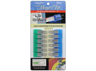 01604 TAYLOR SEVILLE MAGIC CLIP SMALL 12PC