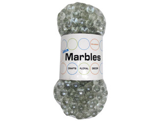HEB4 SPC GLASS MARBLE 16MM 4LB OPALESCENT