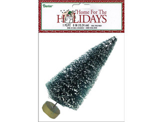 16456 DARICE HOLIDAY SISAL CHRISTMAS TREE 6 FROST 1PC