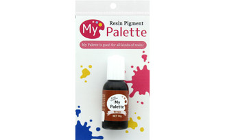 RS-412 RESINATE MY PALETTE PIGMENT INK BROWN