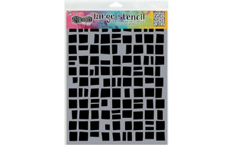 DYS71488 RANGER DYLUSIONS STENCIL LARGE BETSY S BLOCK