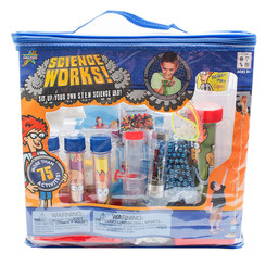 BE AMAZING TOYS SCIENCE WORKS 4145