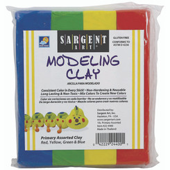 SARGENT ART SARGENT ART MODELING CLAY PRIMARY