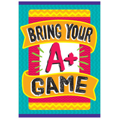 ARGUS BRING YOURE A GAME ARGUS POSTER 67064