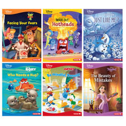 DISNEY LEARNING DISNEY LEARNING EVERYDY STORIES 6ST