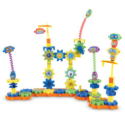 LEARNING RESOURCES GEARS GEARS GEARS ROBOT FACTORY 9225