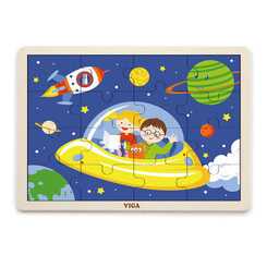 THE ORIGINAL TOY COMPANY SPACE CLASSIC PUZZLE 51457