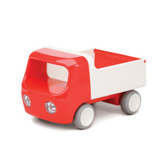 KID O TIP TRUCK RED 10351