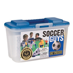 MASTERPIECES SOCCER GUYS 5205