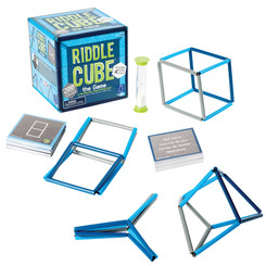 EDUCATIONAL INSIGHTS RIDDLECUBE 2904
