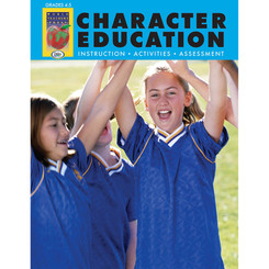 DIDAX CHARACTER EDUCATION GR 6-8 25266