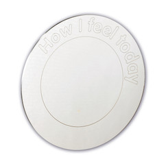TICKIT MESSAGE MIRROR HOW I FEEL 9324
