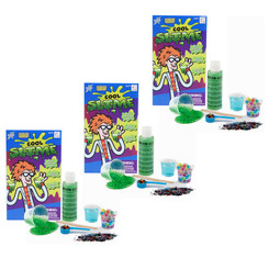 BE AMAZING TOYS (3 EA) COOL SLIME 5840BN