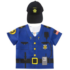 AEROMAX MY 1ST CAREER TODDLERS POL TOP CAP MFCGB36