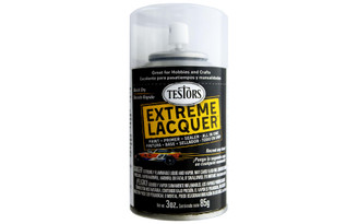 1834MT TESTORS EXTREME LACQUER SPRAY 3OZ WET LOOK CLEAR