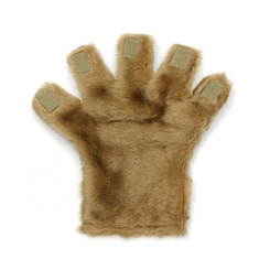MELODY HOUSE MONKEY MITT WITH 10 HOOK AND LOOP 201